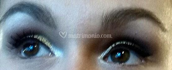 Make-up sfilata