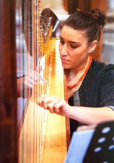 Chiara Bonardi - Arpista
