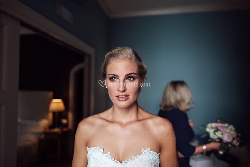 Glowy Bride