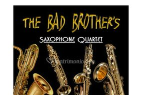 The Bad Brother's Saxophone Quartet