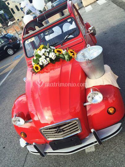 Citroen 2cavalli Cabriolet