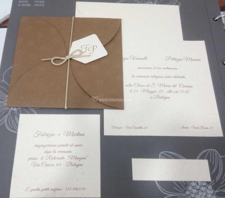 Partecipazioni Matrimonio Varese.Partecipazioni Matrimonio Di De Angelis Design Foto 7