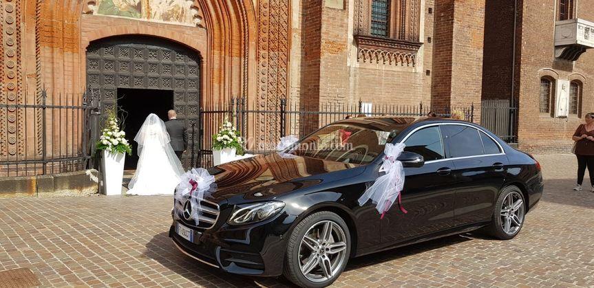 Servizio auto sposi