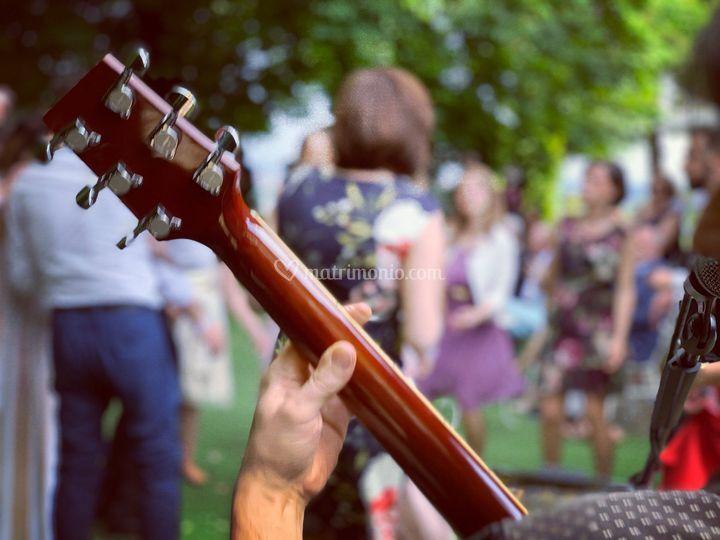 Guitar Dettagli