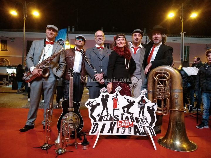 Instabile Dixieland Band