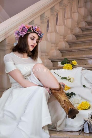Flower Bridal Make-Up
