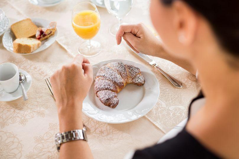 Particolari breakfast