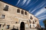 Esterni di Castello di Altomonte