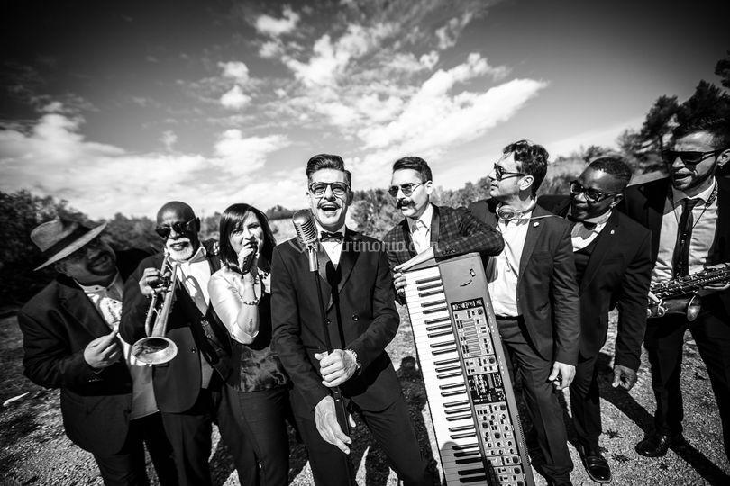 Mojitoswing Entertainment Band
