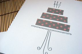 MAY - Me and You Wedding Cards