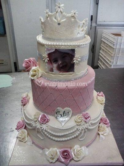 Torta tiffany