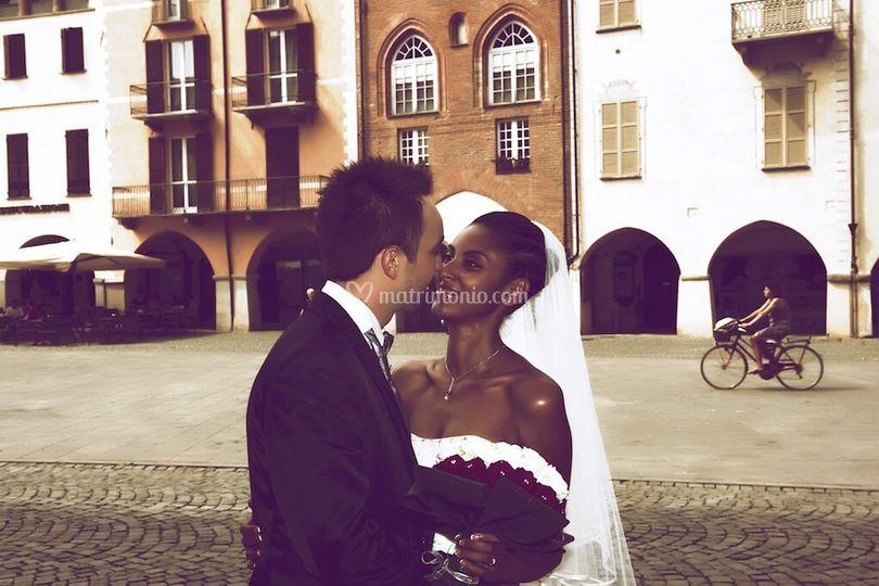 Sposi in bianconero