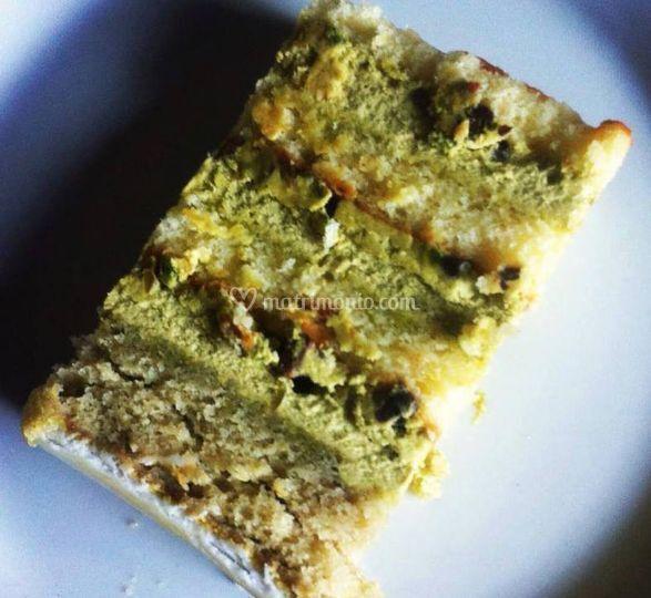 Porzione torta