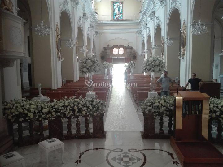 Navata chiesa