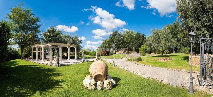 Villa Valente 1 - giardini
