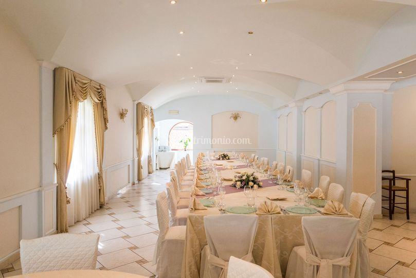 Villa Valente 2 - sala interna