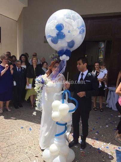 Matrimonio Vale e Silvestro