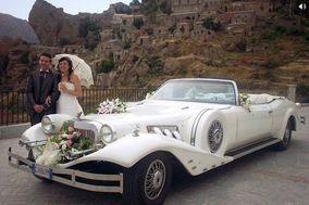 BA.RO.NE.  L'auto della sposa