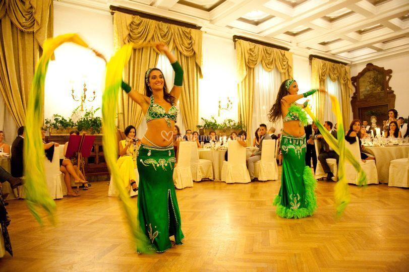 Danze orientali