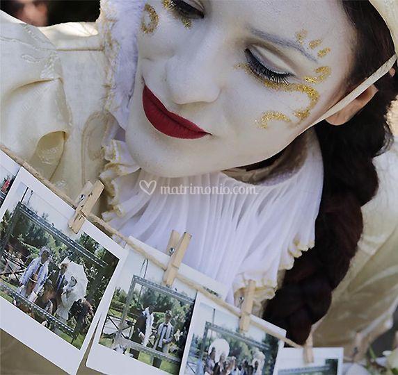 Mimi bianchi photobooth
