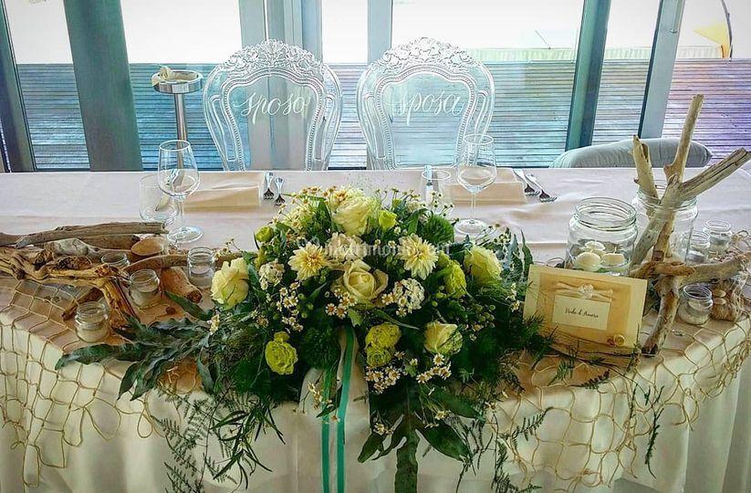 Wedding Ti Tableau
