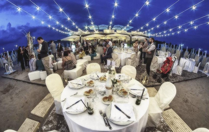 Matrimonio Spiaggia Gallipoli : Lido zen