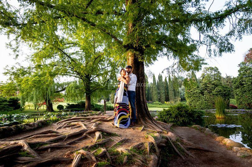 Sposi a Parco Sigurtà