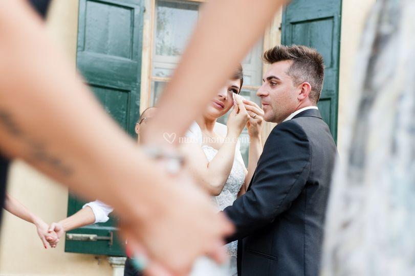 Matrimonio a Villa Sigurtà