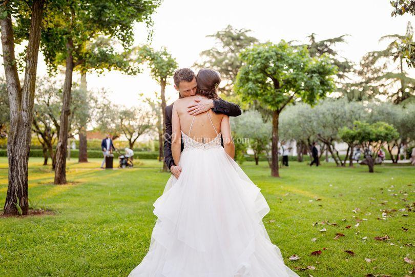 Matrimonio a Villa Quaranta