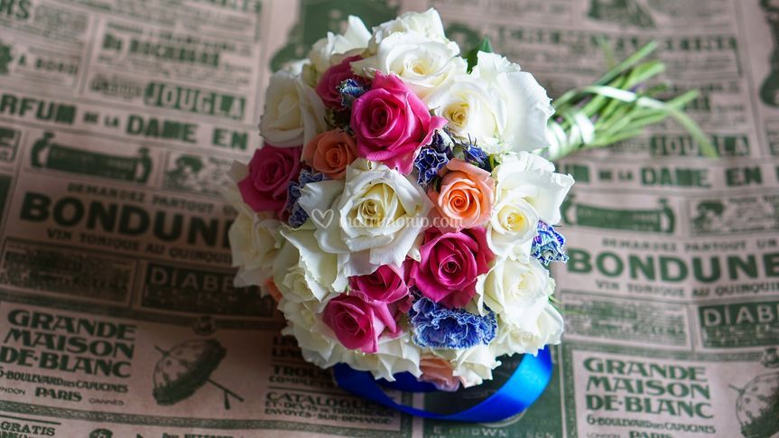 Le composizioni floreali per o