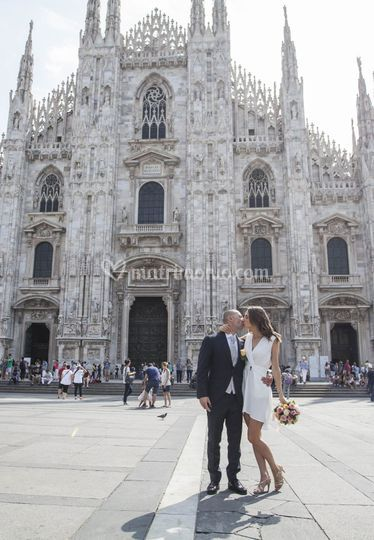 A&G in piazza Duomo