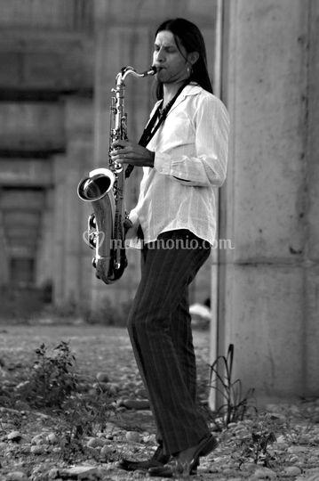 Sax per musica jazz