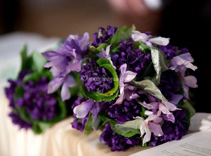 Bouquet, dettaglio