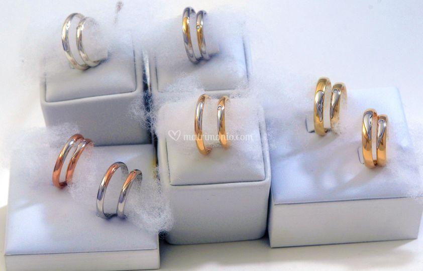 Fedi scaroni gioielli design