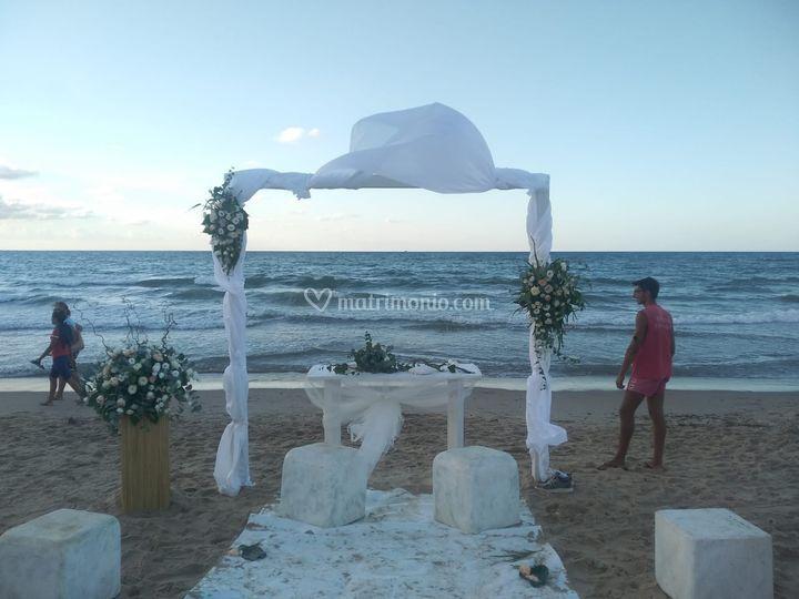 Wedding in riva al mare!