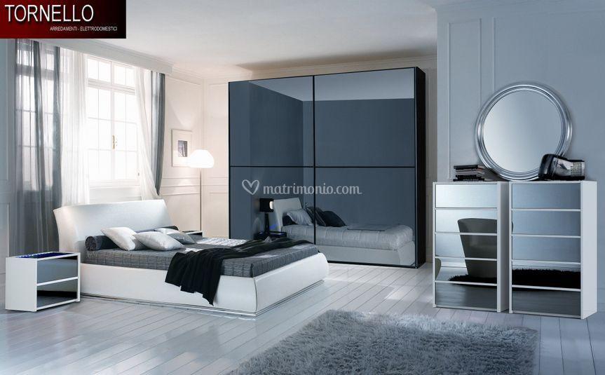 Camere da letto moderne Imab