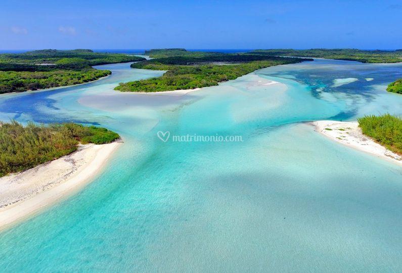 Nuova Caledonia-Isola dei Pini