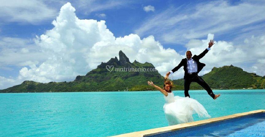 Sposarsi in Polinesia