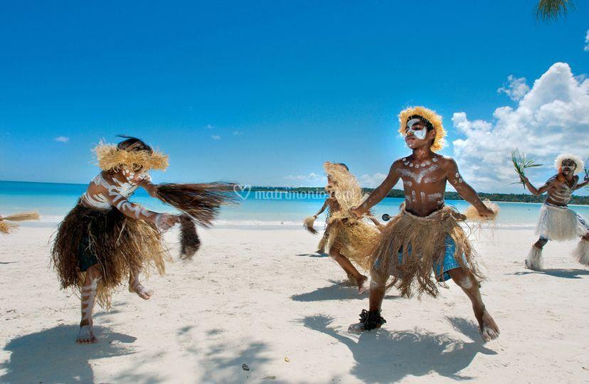 Nuova Caledonia - Danze
