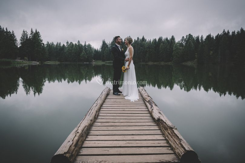 Matrimonio in Val di Non
