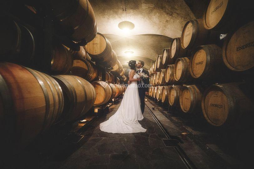Matrimonio Cantine Endrizzi