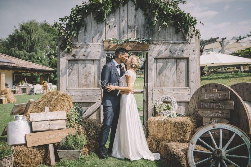Matrimonio a Vigolo Vattaro