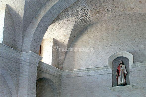 Interno chiesetta