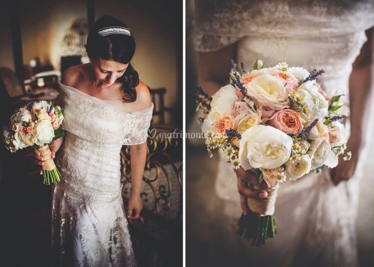 Matrimonio Country Chic Avellino : Sposa country chic di galgano tornillo foto