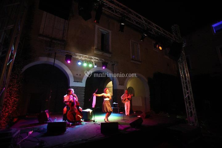 Live at Corte in Jazz