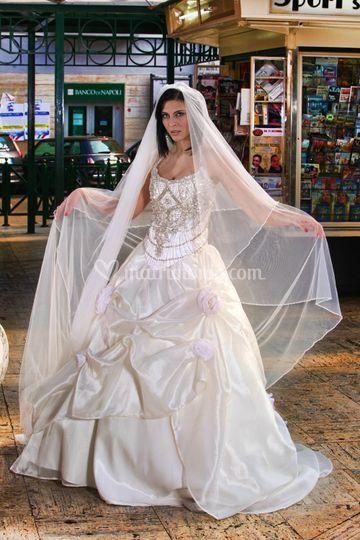 Abito da sposa- Altamarea