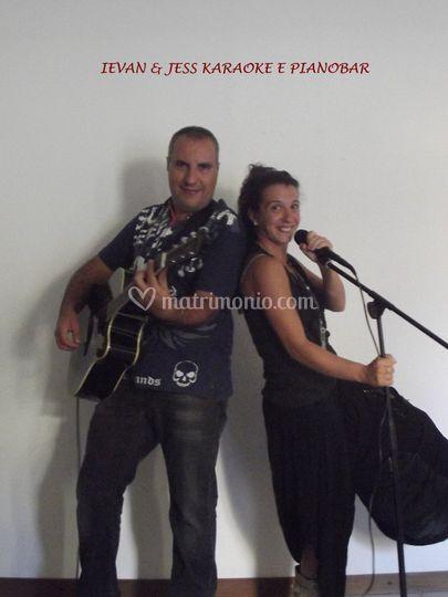 Ievan & Jess