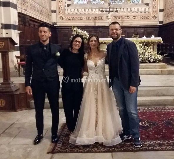 Sposa Giulia Lazzerini