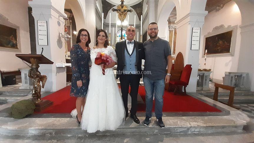 Sposi Lisa&Antonio 7.09.2019