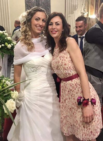 Sposa Elisa Madrigali